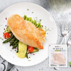 韓國營養雞胸肉 | 韓國健美模特冠軍產品