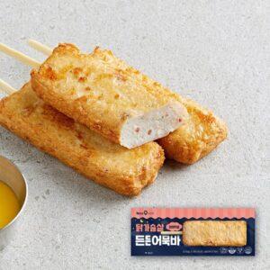 韓國雞胸肉魷魚魚餅